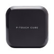 P-touch CUBE Plus galda uzlīmju printeris (USB, 3.5-24mm, Bluetooth, akumulators ar adapteri)